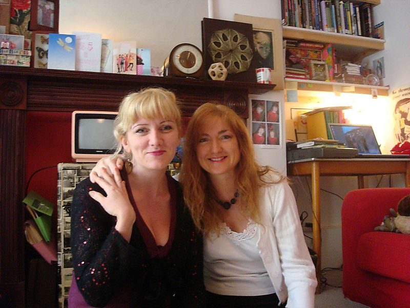 Ruth-and-Annebella-at-home-