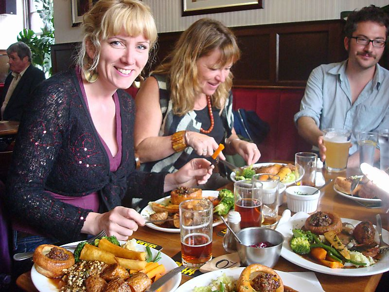 Nut-roast-at-pub-lunch-for-