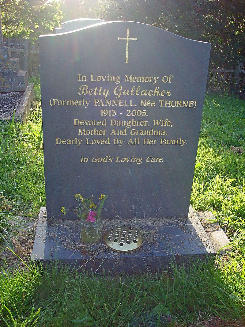 Nanny's-grave